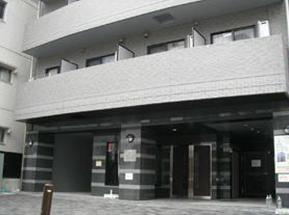 クレアシオン目黒不動前 エントランス(外観)