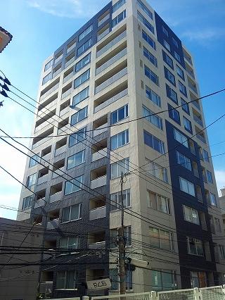 パークアクシス渋谷神南の外観・共用部の画像になります