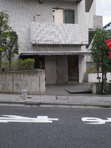 プライムゲート目黒三田(旧アーデン目黒三田) エントランス