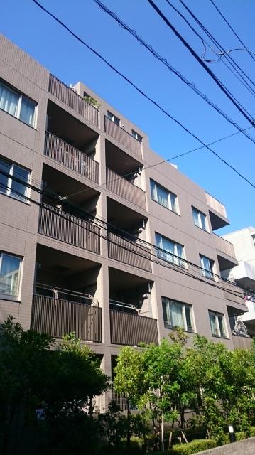 パークハウス駒込桜郷 外観写真です。