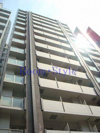 KDXレジデンス東新宿の外観・共用部の画像です