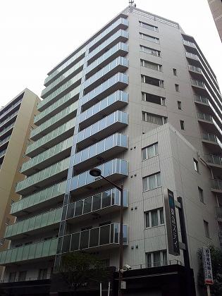ステイレジデンス西新宿の写真です