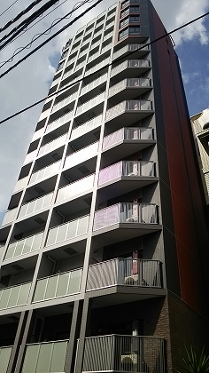 ペイサージュ渋谷ファースト外観画像