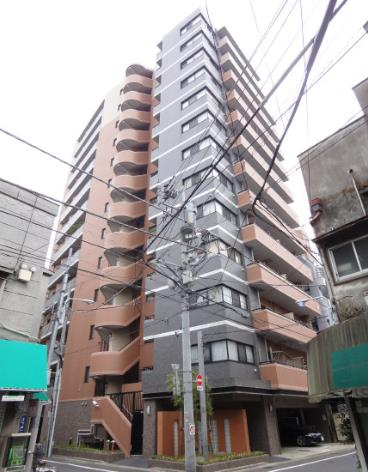コアマンションフリージオ上野 外観