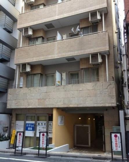 グランドパーク渋谷ブランジェの外観・共用部の写真です。
