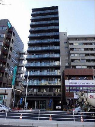 ズーム東新宿【ZOOM東新宿】の外観・共用部の画像です。