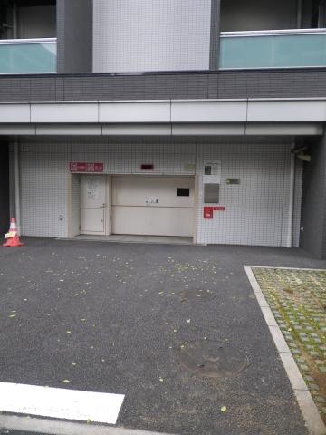 スカイグランデ汐留 駐車場