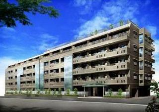 エム・ブランド新宿戸山公園の画像です。
