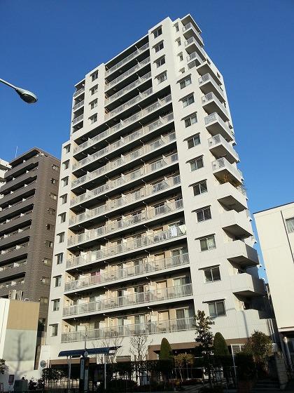 ※レガーロ西早稲田の外観・共用部画像です。
