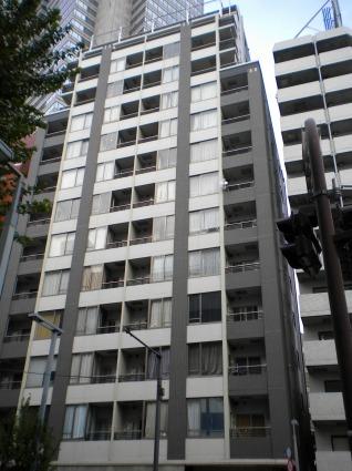 スペーシア西新宿の外観画像です。