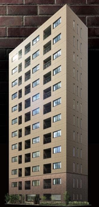 パークリュクス銀座8丁目mono 外観・共用部画像