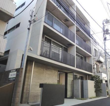 シティテラス西新宿 外観写真