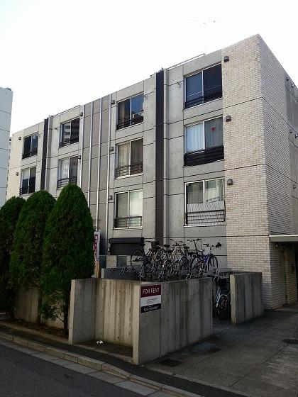ZESTY西新宿Ⅲの外観・共用部の画像です。