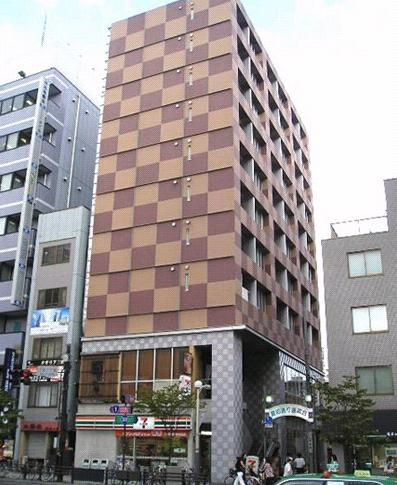 プレミアステージ三田慶大前 ※外観・共用部の画像です。