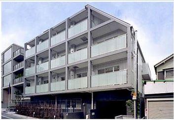 プライムアーバン松濤の外観・共用部の画像です