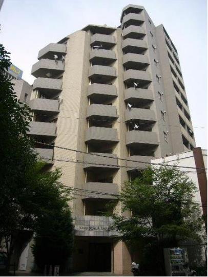デュオ・スカーラ新宿Ⅱ 外観写真