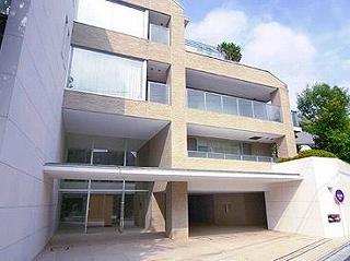 クラッシィハウス広尾フィオリーレの外観写真です。
