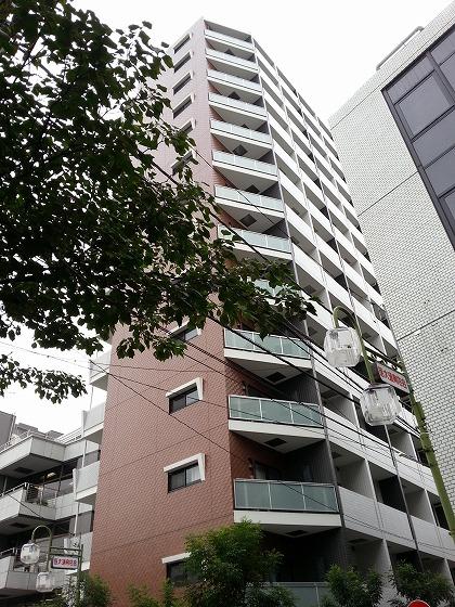 コンシェリア新宿EASTの外観・共用部画像です。