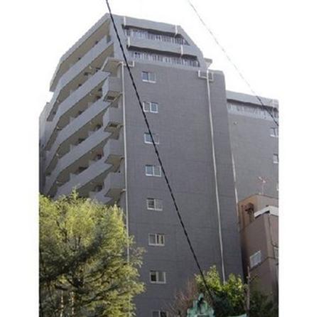 パレステュディオ三田の外観写真です