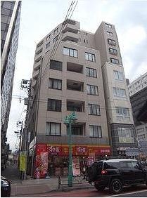 アルガーデンシティリンクス新宿の外観写真です。