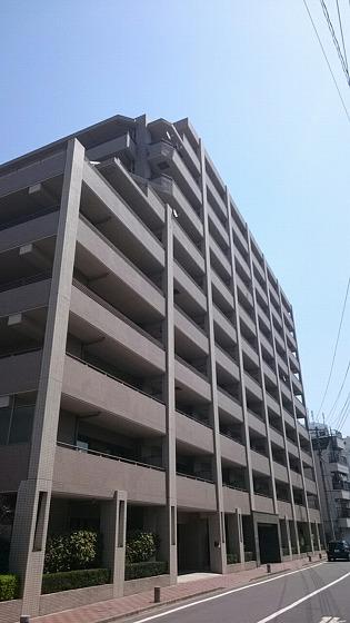 コスモ田端シティフォルムの外観画像です