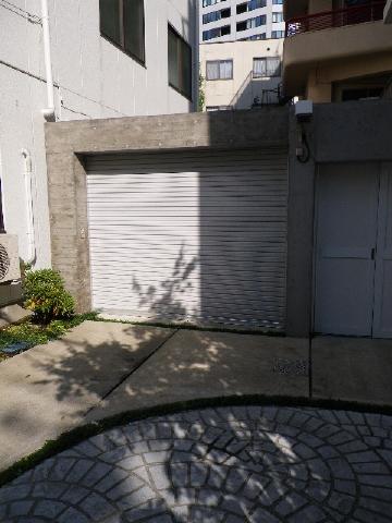 ライズ目黒 駐車場