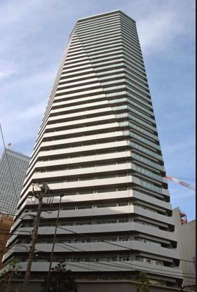 ヴァンガードタワーの外観・共用部画像です
