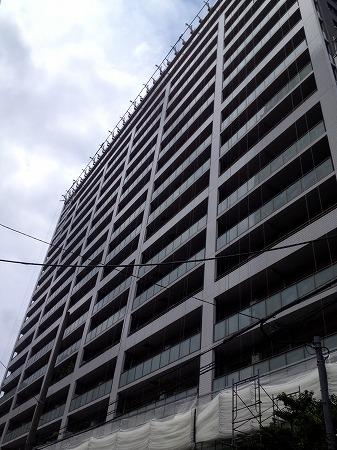 渋谷アインスの外観写真になります。