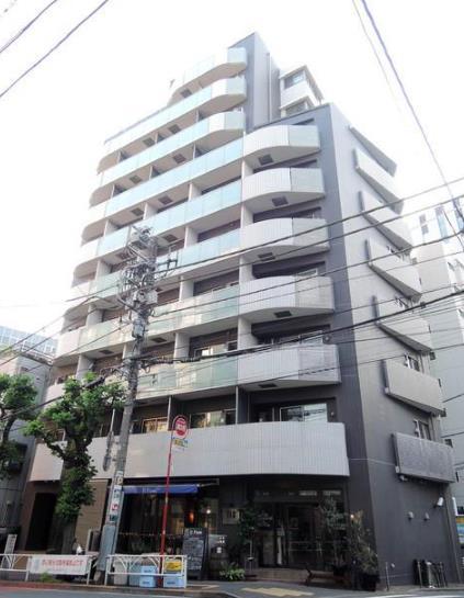 ベルティス渋谷 外観写真です。