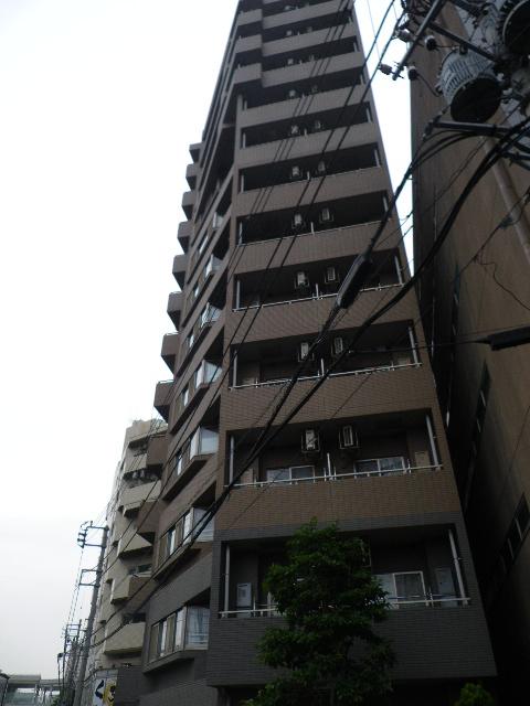 菱和パレス大崎駅前 外観