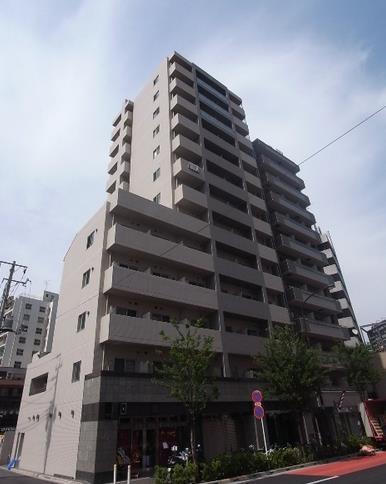コンシェリア新宿North-Oneの外観・共用部画像です。