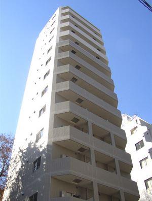パレステュディオ汐留WESTの外観・共用部の画像です。