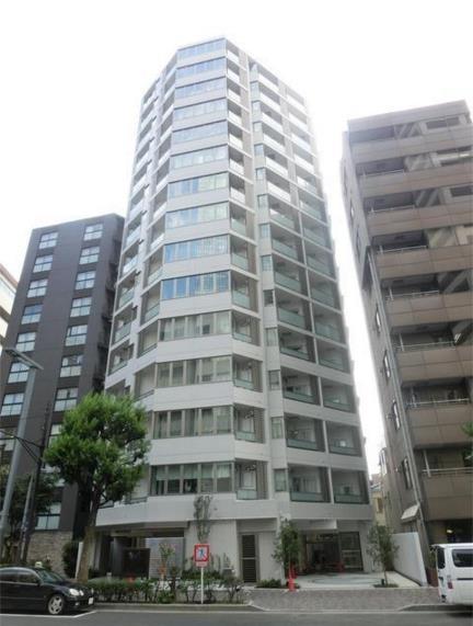 プレミスト新宿都庁前の外観・共用部の画像になります