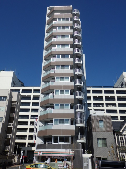 ザ・パークハウス上野浅草通り 外観