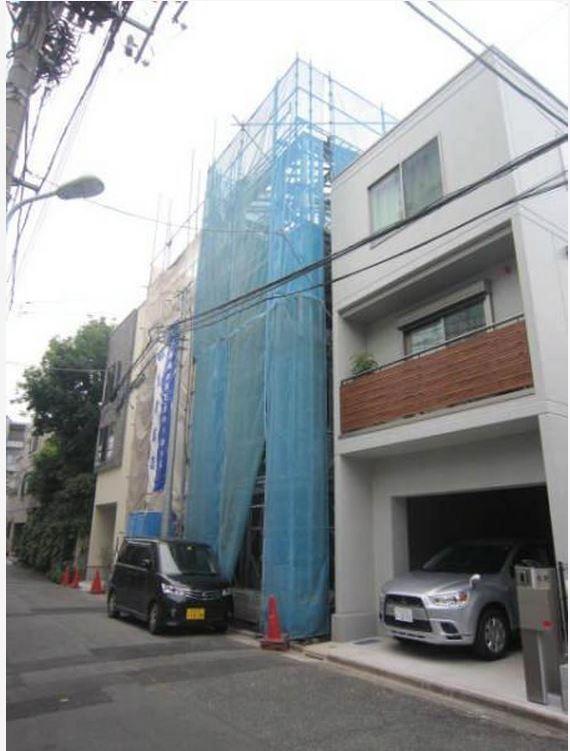 Ts Green渋谷神山の外観・共用部の画像です