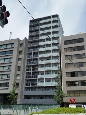 ガーラ・プレシャス渋谷六本木通りの外観・共用部画像です。