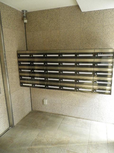 LASA戸越 メールボックス