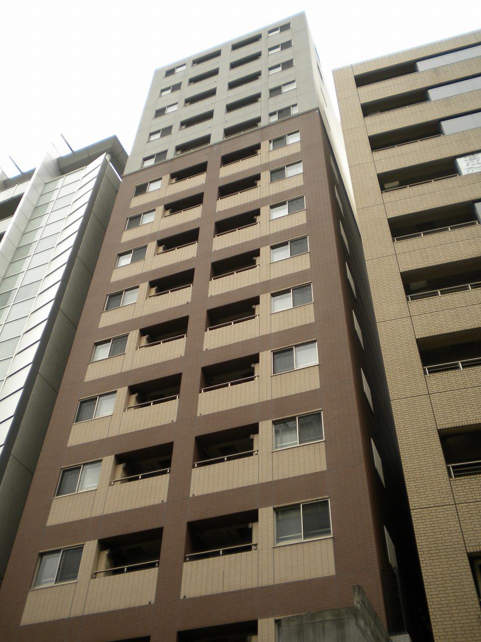 パレステュディオ渋谷ステーションフロントの外観画像です