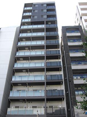 ベルファース北新宿の外観写真です。