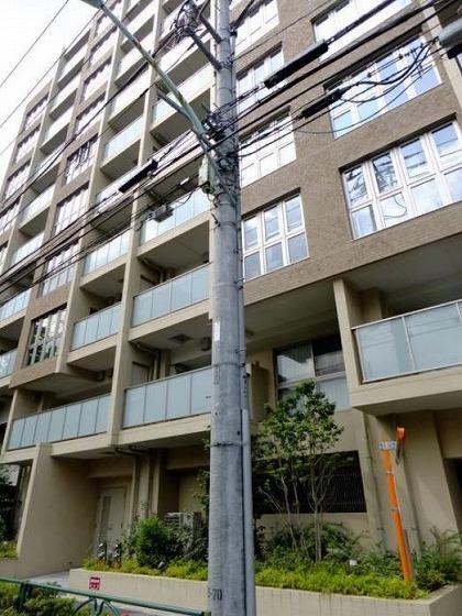クラッシィハウス新宿中落合の外観・共用部の画像です