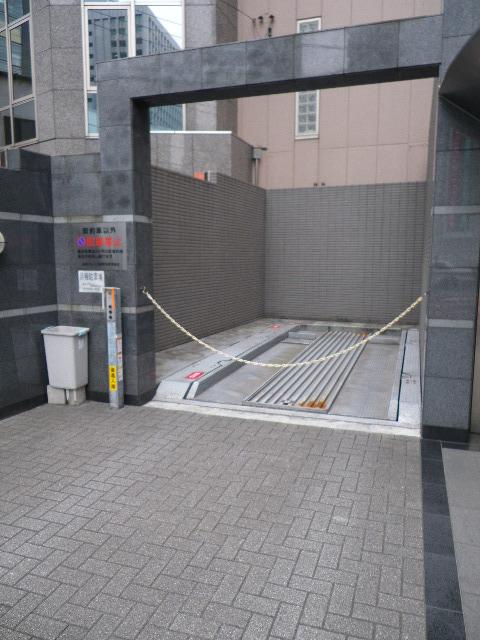 菱和パレス大崎駅前 駐車場