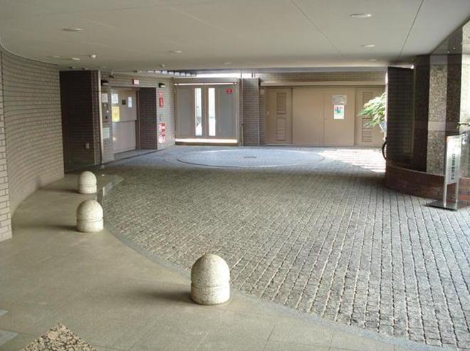 グランフォルム池田山 駐車場