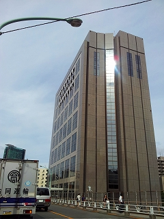渋谷プロパティー東急ビルの外観・共用部の画像になります