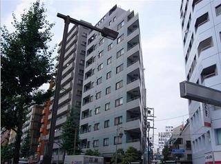 ヴィア・シテラ新宿の外観写真です。