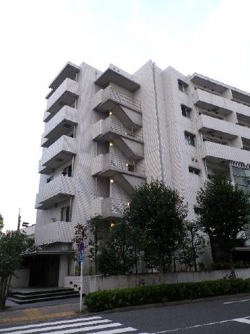プライムゲート目黒三田(旧アーデン目黒三田) 外観