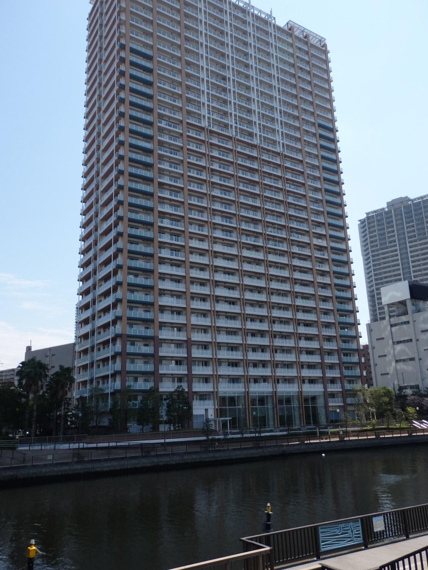 パークタワー品川ベイワード  外観写真
