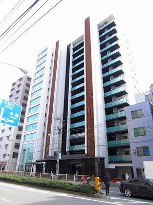 シティハウス文京千石駅前の写真になります