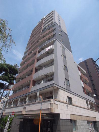 グランド・ガーラ新宿の外観・共用部画像です。