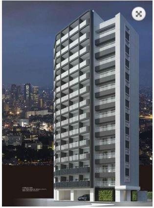 ジェノヴィア新宿グリーンヴェールの外観・共用部の画像です。