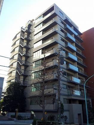 ユニーブル渋谷神南 外観写真
